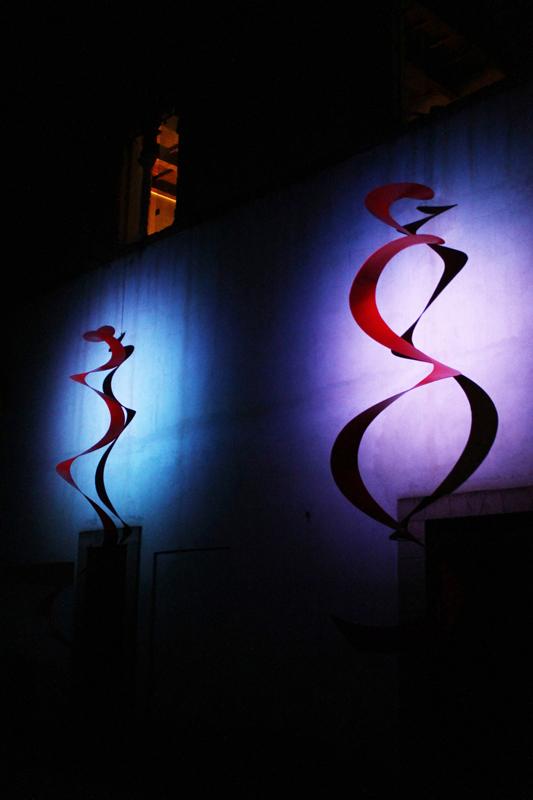 Studio (di) molle: Molle su Castello Ducale, Sessa Aurunca