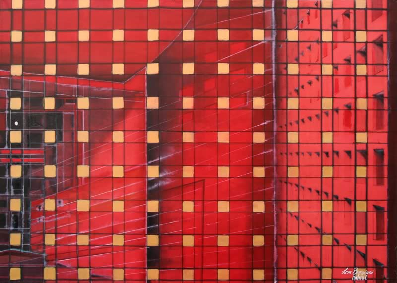 Red in the cage: Rosso in Gabbia 28_4
