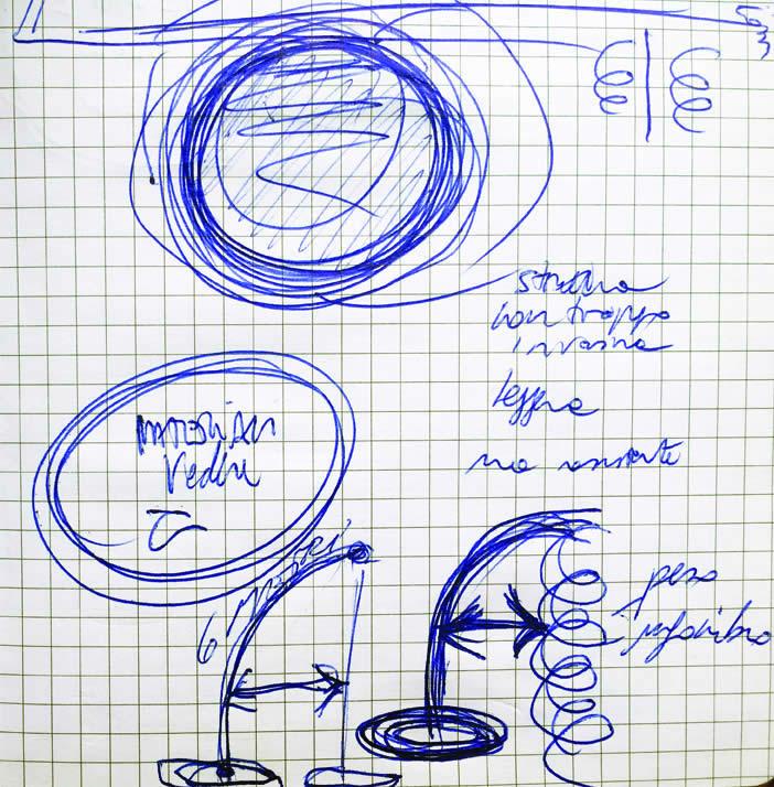 Molle, spazio, architettura