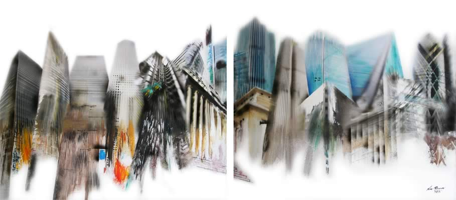 DynamiCities: The City, London, 2010