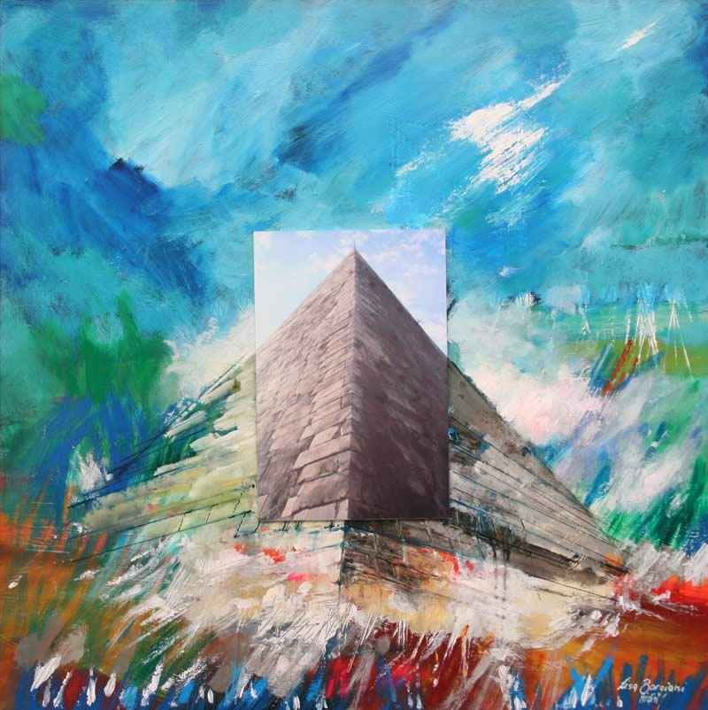 DynamiCities: Piramide, Roma